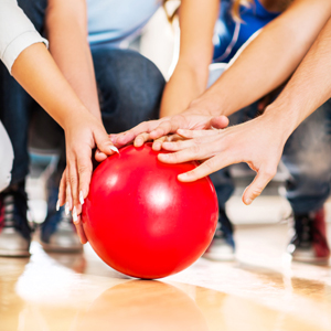 community bowling